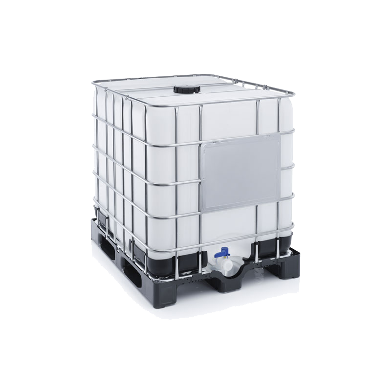 Mp12  ibc 1000l un adr palet plast dn150 Natural